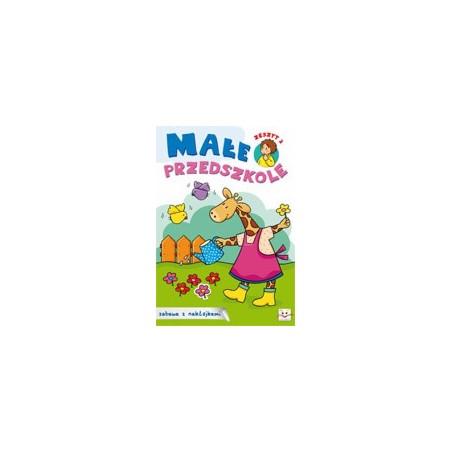 Małe przedszkole zeszyt 2 |Książka dla dzieci |Edukacja