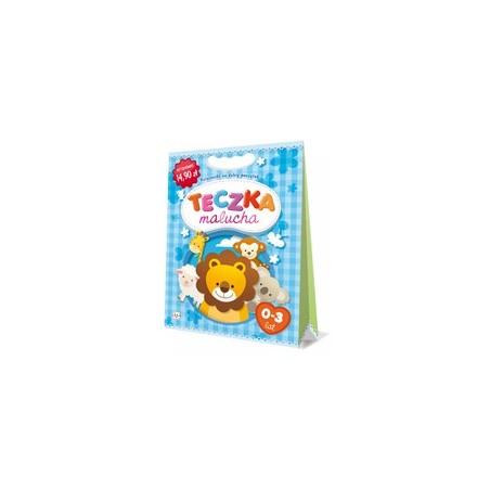 Teczka malucha 0-3 lat  |Książka dzieci |Edukacja