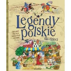 Legendy polskie dla dzieci....