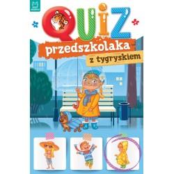 Quiz przedszkolaka z...