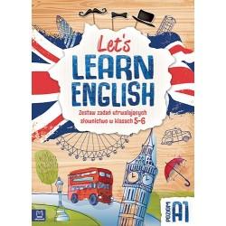 Let's learn English. Zestaw...