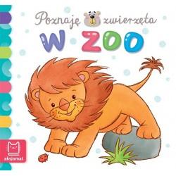 Poznaję zwierzęta w zoo....
