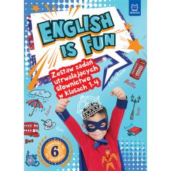 English is fun. Zestaw...
