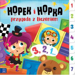 Hopek i Hopka - przygoda z...