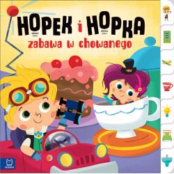 Hopek i Hopka - zabawa w...