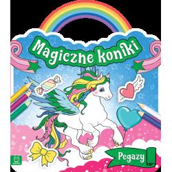 Magiczne koniki. Pegazy