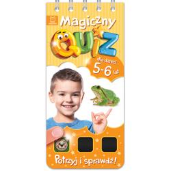Magiczny quiz dla dzieci...