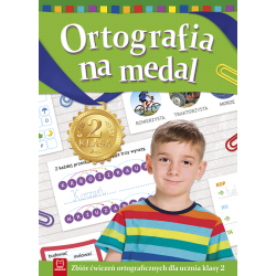 Ortografia na medal. Zbiór...