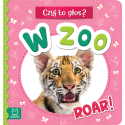 Czyj to głos? W zoo. Roar!