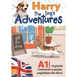 Harry the Dog's Adventures....
