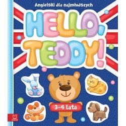 Hello, Teddy! Angielski dla...