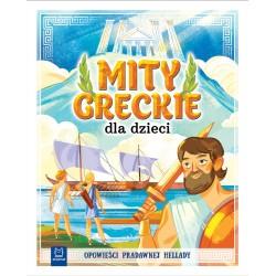 Mity greckie dla dzieci....