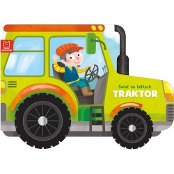 Świat na kółkach. Traktor -...