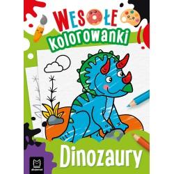 Dinozaury. Wesołe...