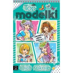 Top modelki i ich suknie