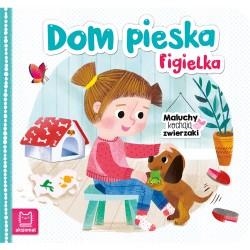 Dom pieska Figielka....