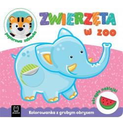 Zwierzęta w zoo....