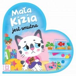 Mała Kizia jest smutna....