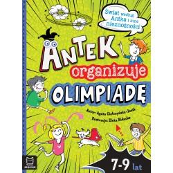 Antek organizuje olimpiadę....