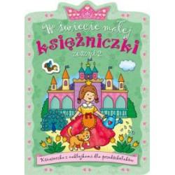 W świecie małej księżniczki. Zeszyt 2  Książka dzieici  Edukacja
