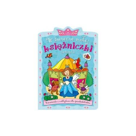 W świecie małej księżniczki. Zeszyt 3 |Książka dzieci |Edukacja