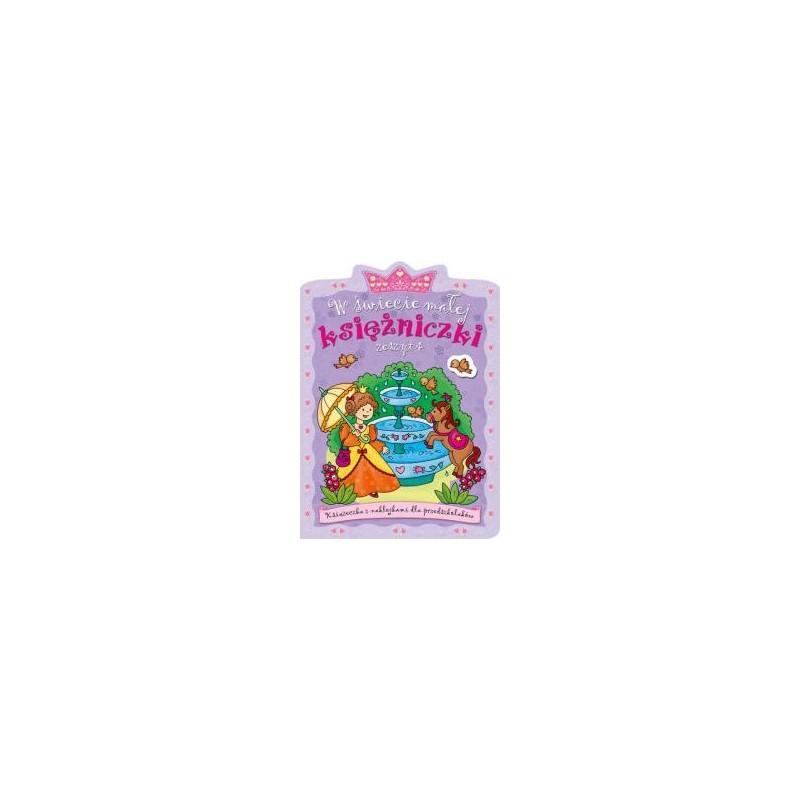 W świecie małej księżniczki. Zeszyt 4 |Książka dzieci |Edukacja