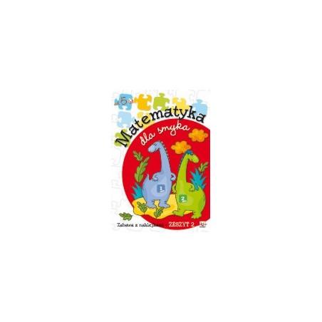 Matematyka dla smyka z.2 |Książka dla dzieci |Edukacja