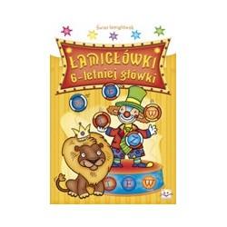 Łamigłówki 6-letniej główki |Książka dla dzieci |Edukacja