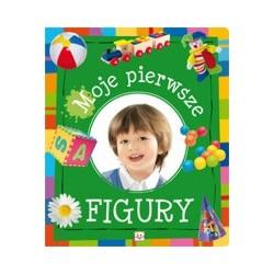 Moje pierwsze figury |Książka dla dzieci |Edukacja