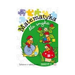 Matematyka dla smyka cz.3 |Książka dla dzieci |Edukacja