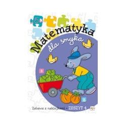 Matematyka dla smyka cz.4 |Książka dla dzieci |Edukacja