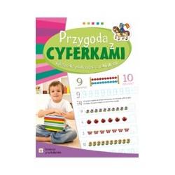 Przygoda z cyferkami. |Książka dzieci |Edukacja